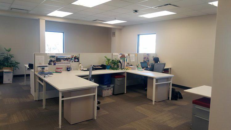 Rochester Area Foundation non-profit incubator space.