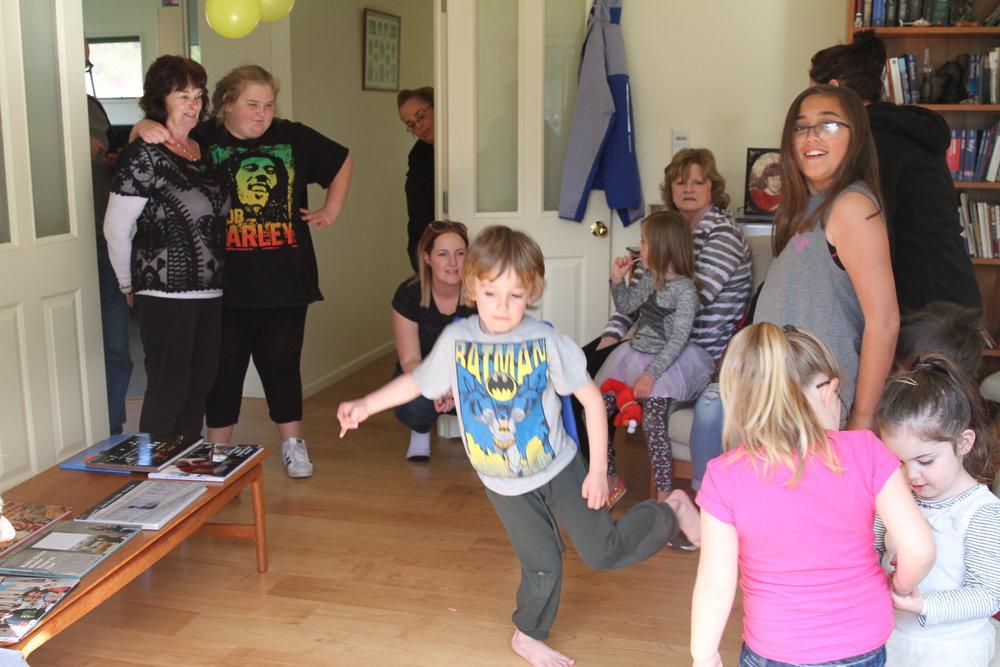 Dancing Game
