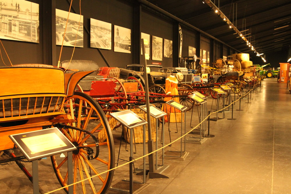 Stage Coach Musuem