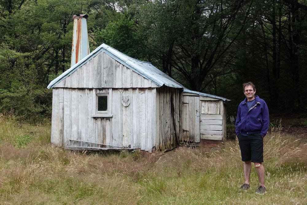 Historic Cecil Kings Hut