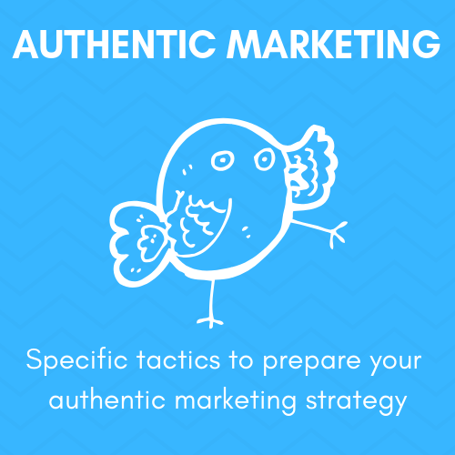 Module 4 - Authentic Marketing - This Module will help you focus on telling your own story when marketing your online business. This needs to be your number one priority when you begin marketing. If you don't get this right, no matter what content or value you place on your products, if people can't relate to you, they won't buy from you.