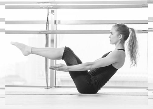 PILATES STRETCH & STRENGTH