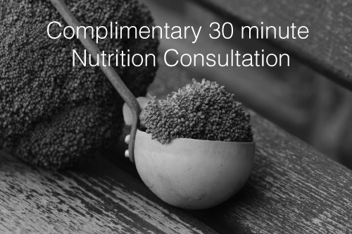 30 MINUTE NUTRITION CHECK