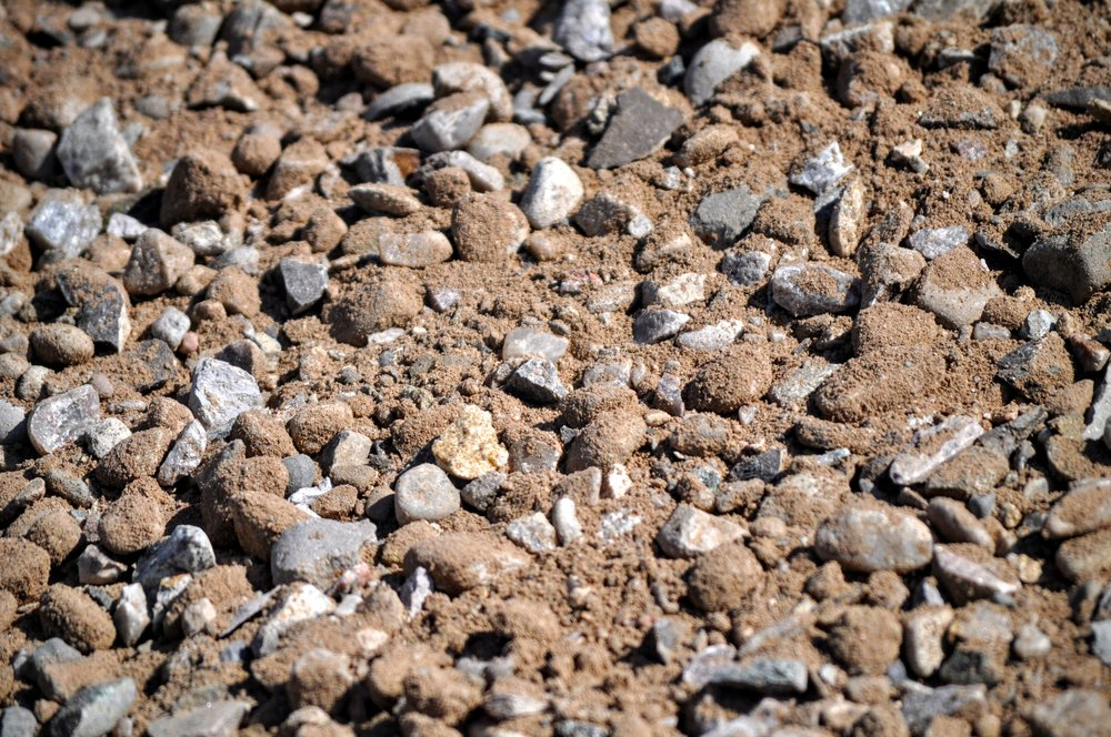 NMDOT Base Course  NMDOT approved material, used under roads and parking lots, under concrete slabs and sidewalks, and as backfill