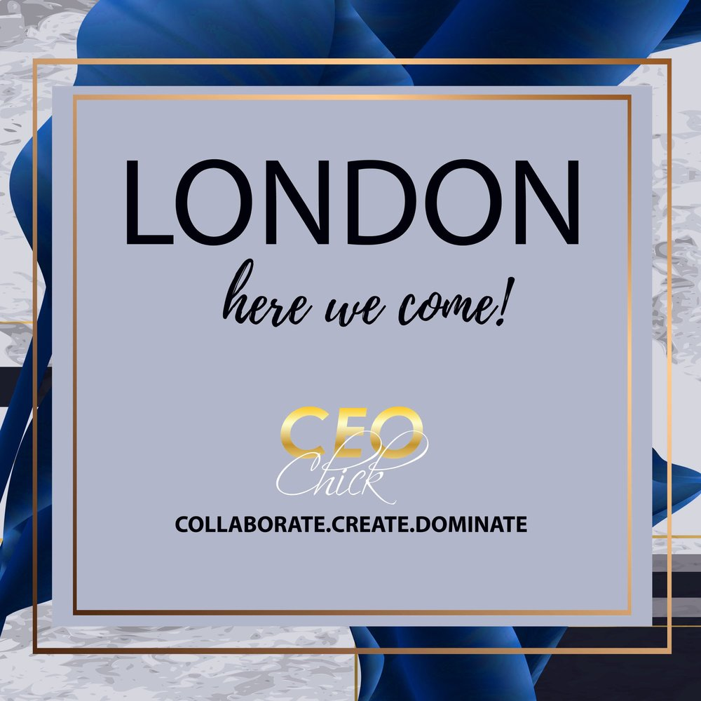 CEO Chicks In London