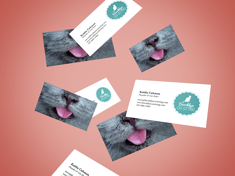 kim-gee-studio-graphic-design-brooklyn-cat-sitting-logo-business-cards