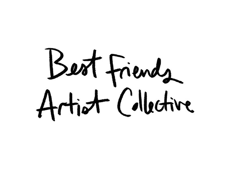 kim-gee-studio-graphic-design-best-friends-artist-collective-logo