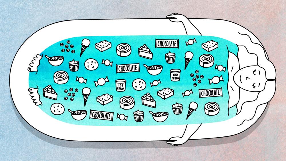 Tasting Table Editorial illustrations