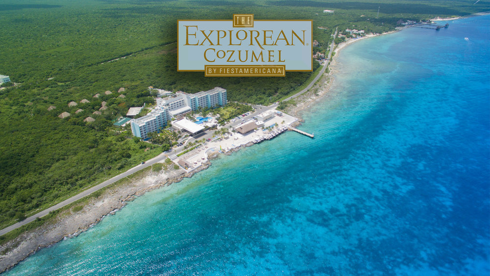The Explorean Cozumel and THISWORLDEXISTS