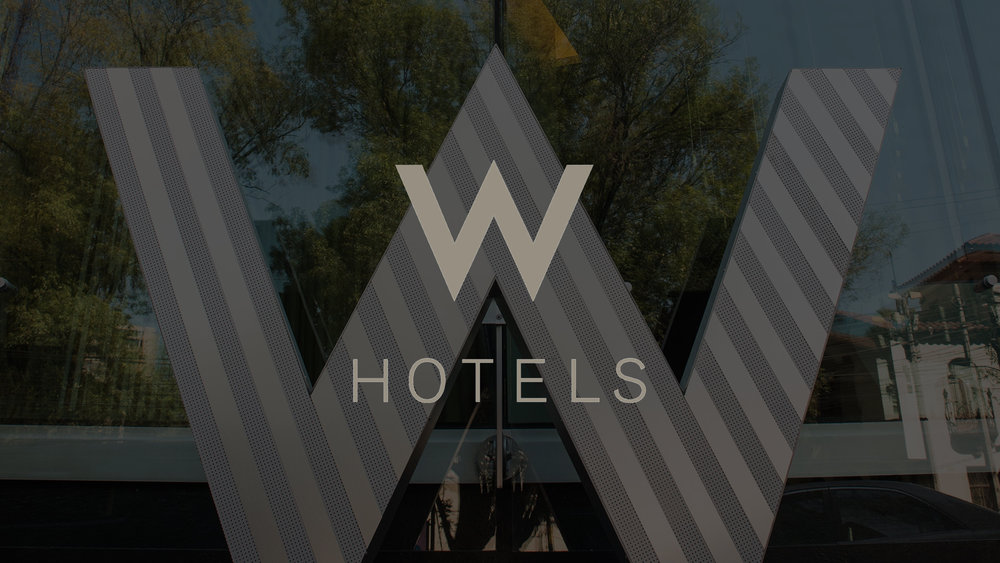 W Hotels Somos Fotocreativos Mexico City