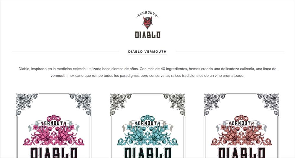 Diablo Vermouth