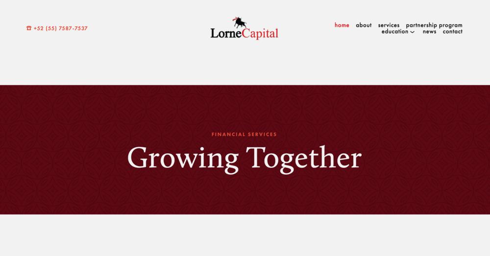 Lorne Capital