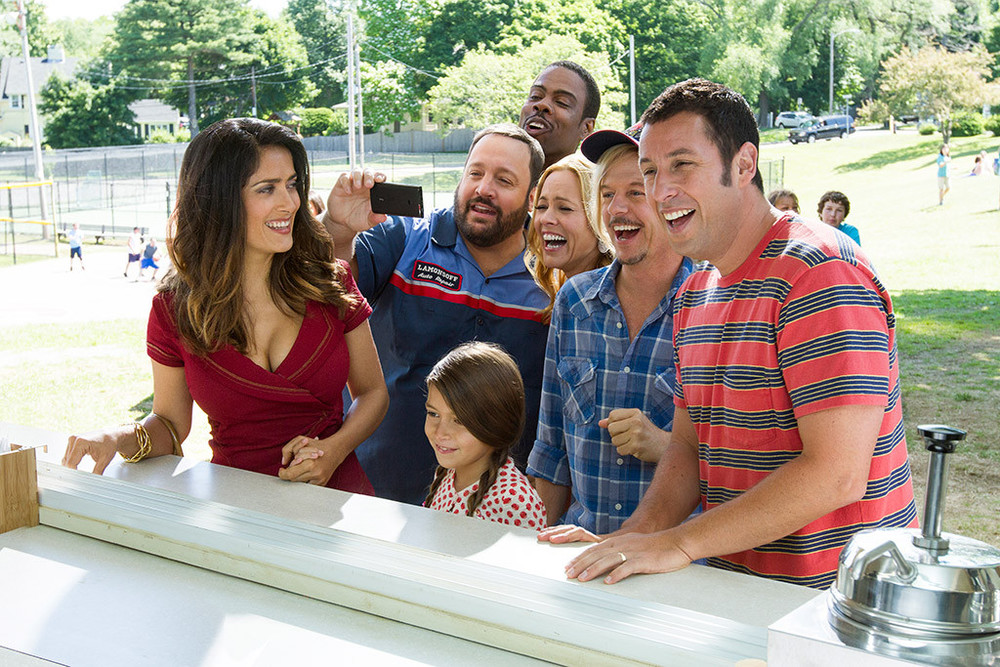 Worst summer film of 2013: 'Grown Ups 2'
