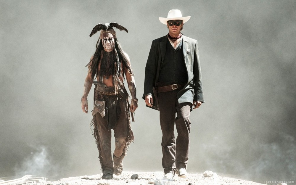 #20: 'The Lone Ranger'