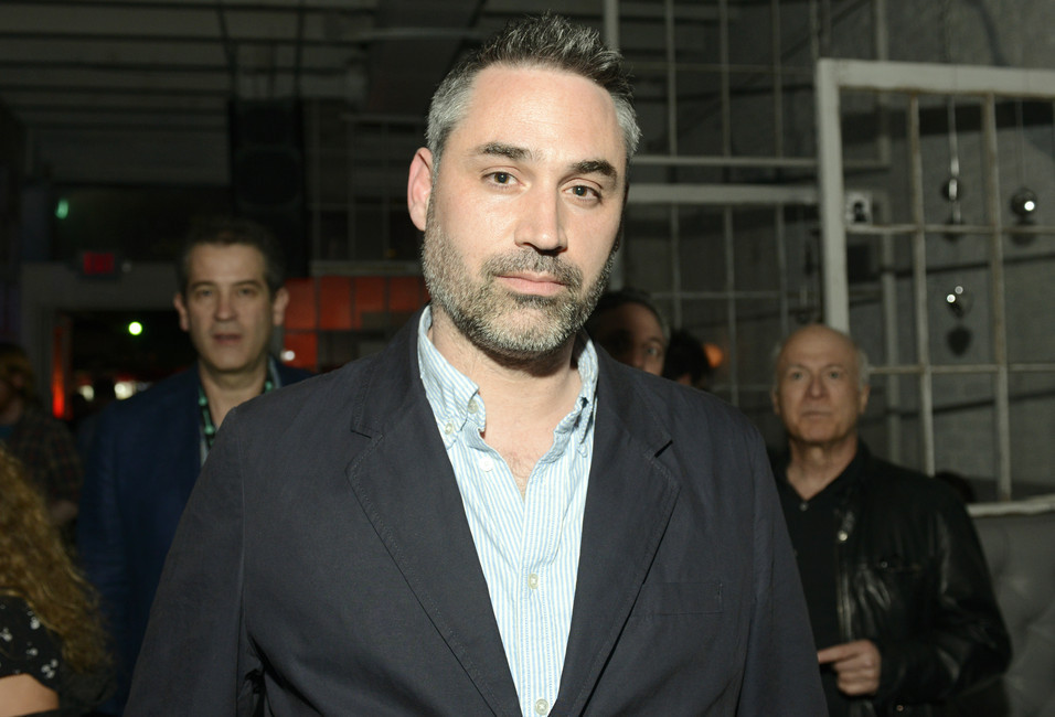 """Ex Machina"" director Alex Garland (Photo by Tim Mosenfelder/Tim Mosenfelder)"