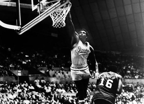 """Full Court: The Spencer Haywood Story"" screens during the 2016 Seattle International Film Festival. (Photo courtesy of SIFF, used with permission.)"