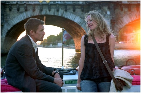 'Before Sunset' (Warner Independent Pictures)