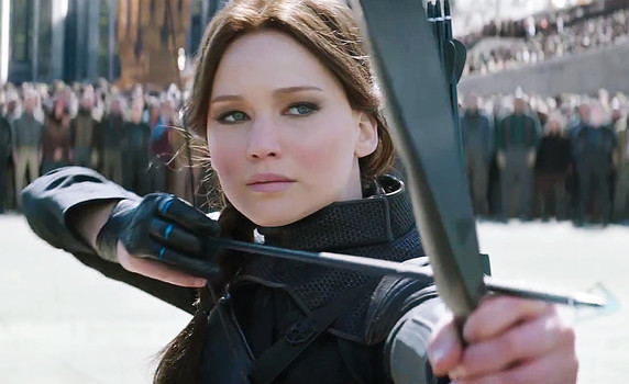 'The Hunger Games: Mockingjay - Part 2' opens in theaters Nov. 20. (Photo courtesy of Lionsgate, used with permission.)