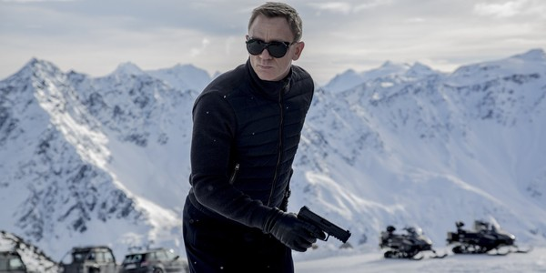 """""""Spectre,"""" starring Daniel Craig, opens in theaters nationwide Nov. 6. (Photo courtesy of Columbia Pictures, used with permission.)"""