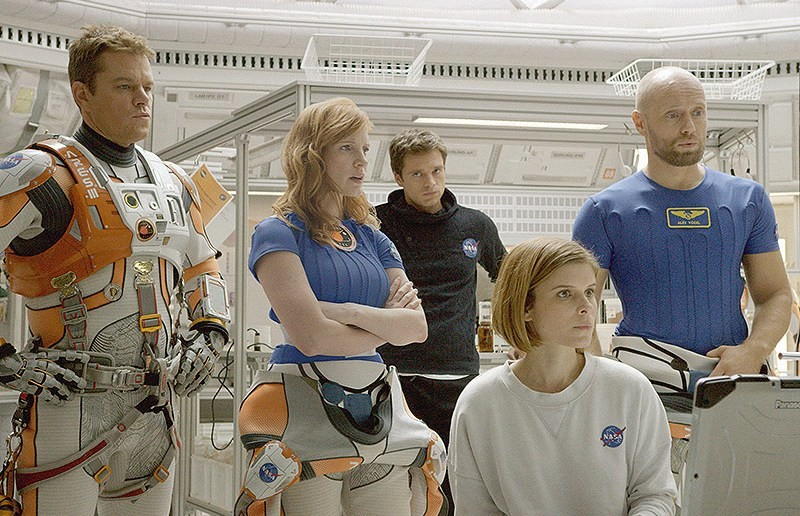 'The Martian' opens in theaters nationwide Oct. 2. (Photo courtesy of 20th Century Fox, used with permission.)