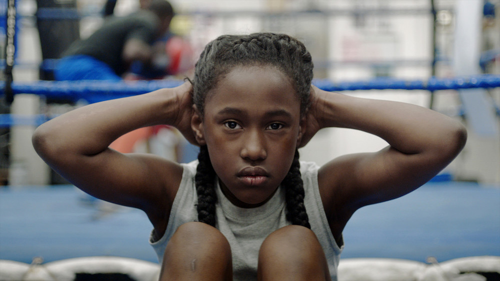 """Royalty Hightower stars in """"The Fits,"""" opening in additional cities July 8. (Photo courtesy of Oscilloscope Laboratories, used with permission.)"""