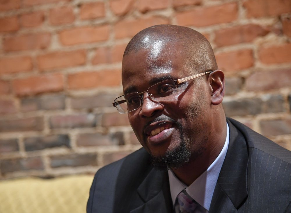 Antwan Wilson was confirmed as the next chancellor of D.C. Public Schools. (Ricky Carioti/The Washington Post)