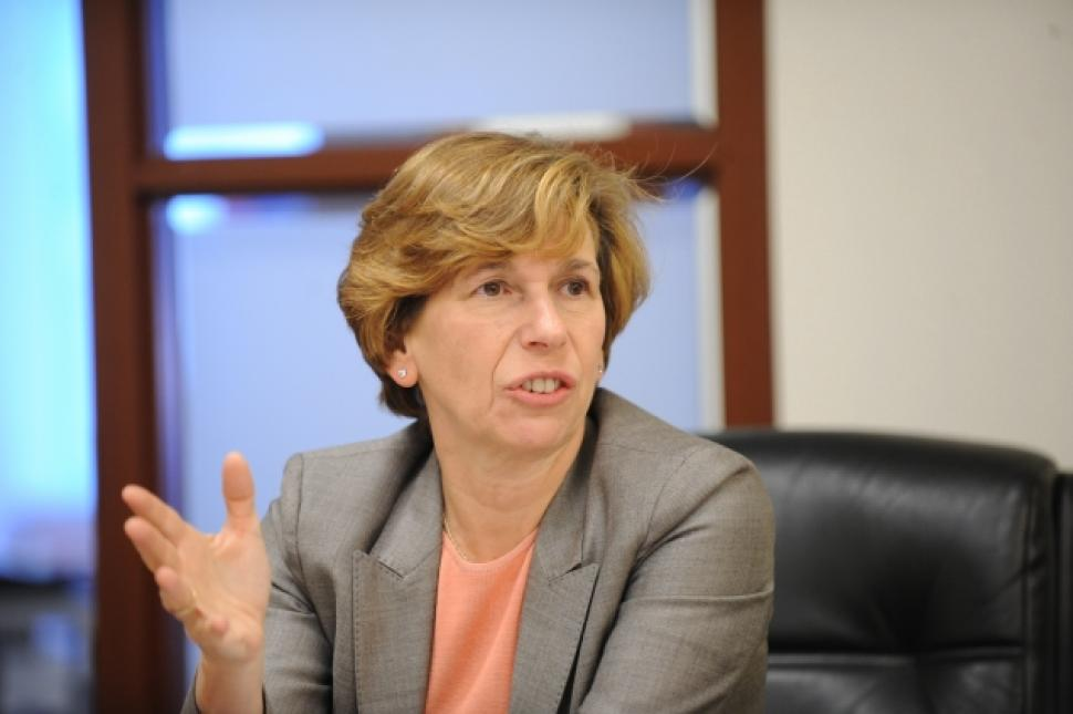 American Federation of Teachers President Randi Weingarten