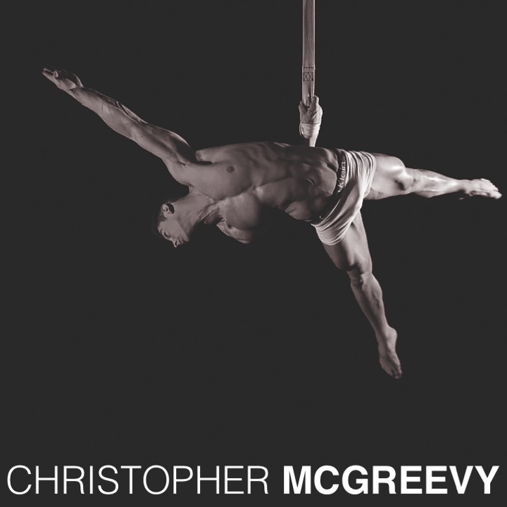 Christopher McGreevy, hailing from the UK, started acrobatics at an early age. Progressing in his teens to the national squad level, he has represented Great Britain at numerous World and European events throughout his competitive career. In 2012, Chris joined 'The House of Dancing Water' based out of Macau and discovered a deep love for performing on stage.