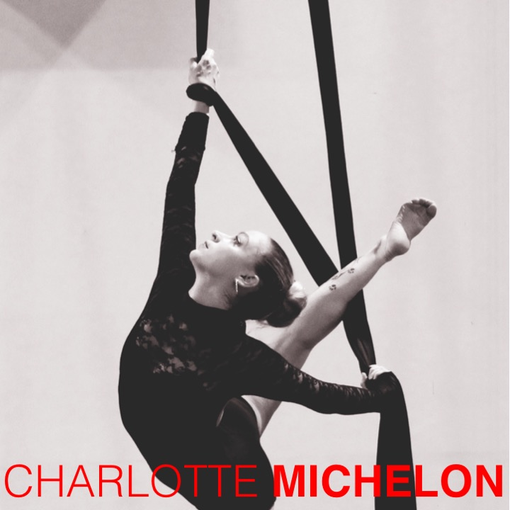 "Charlotte is a French aerialist who joined the world-renowned production by Franco Dragone - The House of Dancing Water in Macau, in 2014, where she performs as a ""house troupe flyer"" or an acrobat. Trained in classical ballet, Charlotte has worked extensively throughout Europe and on tour, whilst also studying aerial at circus school. She began performing silks very early on in her career in France, and went on to teach and choreograph for other professional artists, before moving to Asia to join The House of Dancing Water."