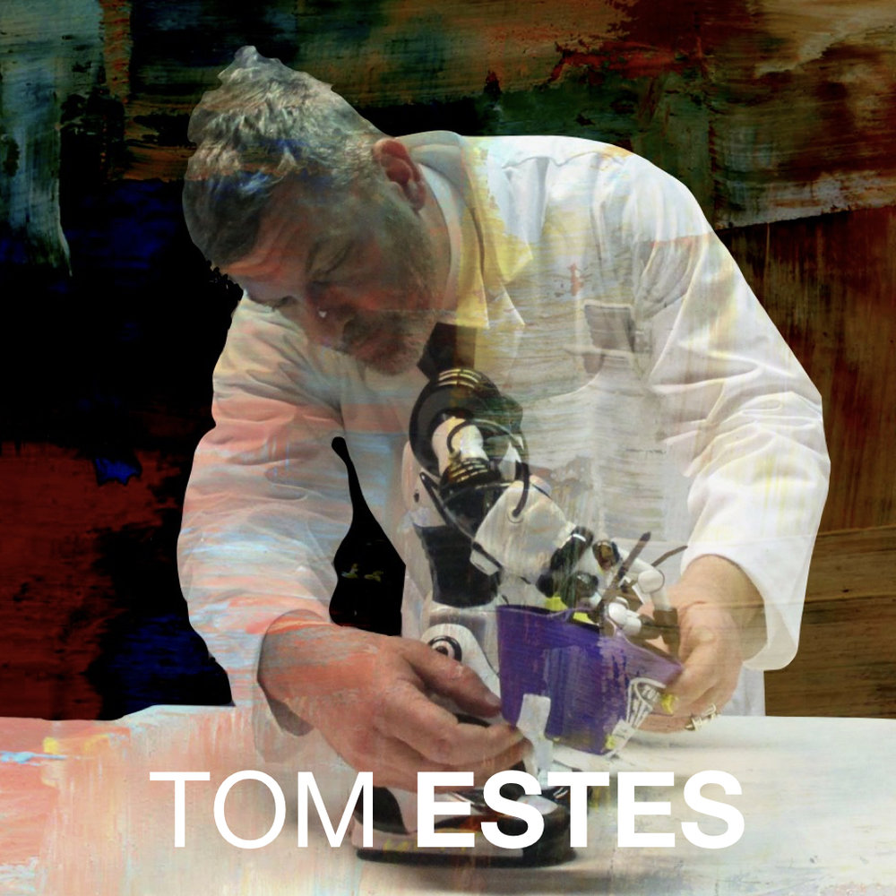 Facebook: Tom Estes Website: www.tomestesartist.com