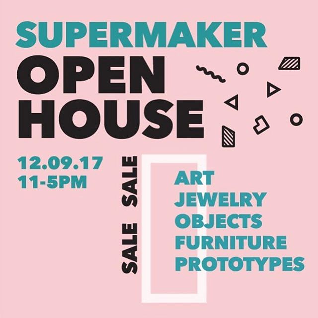 TODAY! Come grab things made by my friends and family and give them to your friends and family (or just yourself) from 11-5 @ 2324 SE Belmont St. // Food, drink, & cool things.