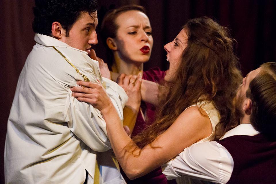 Hamlet/Monsterpiece Theatre Collective