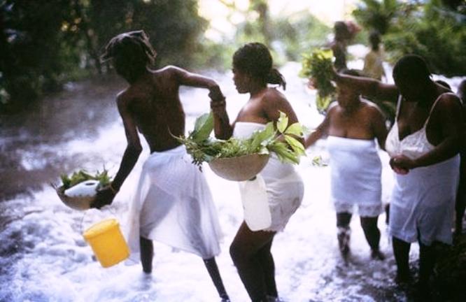 african spirituality rituals