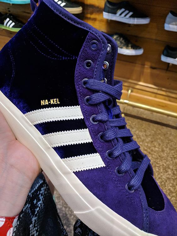 Adidas Na-Kel Smith Matchcourt High RX Sneaker