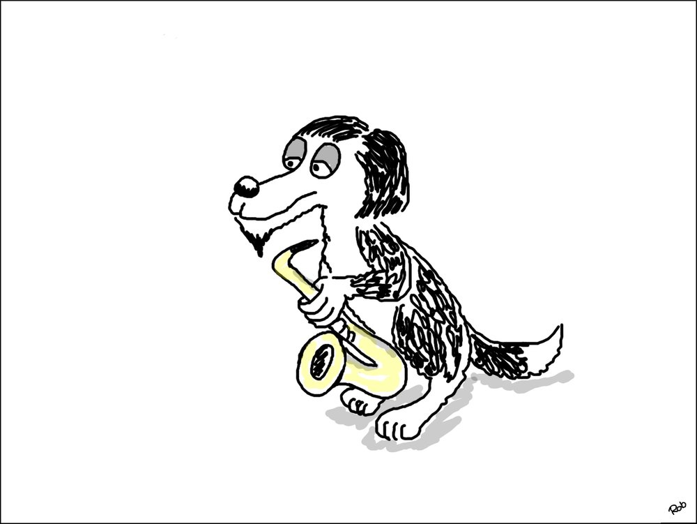 dog-playing-saxophone