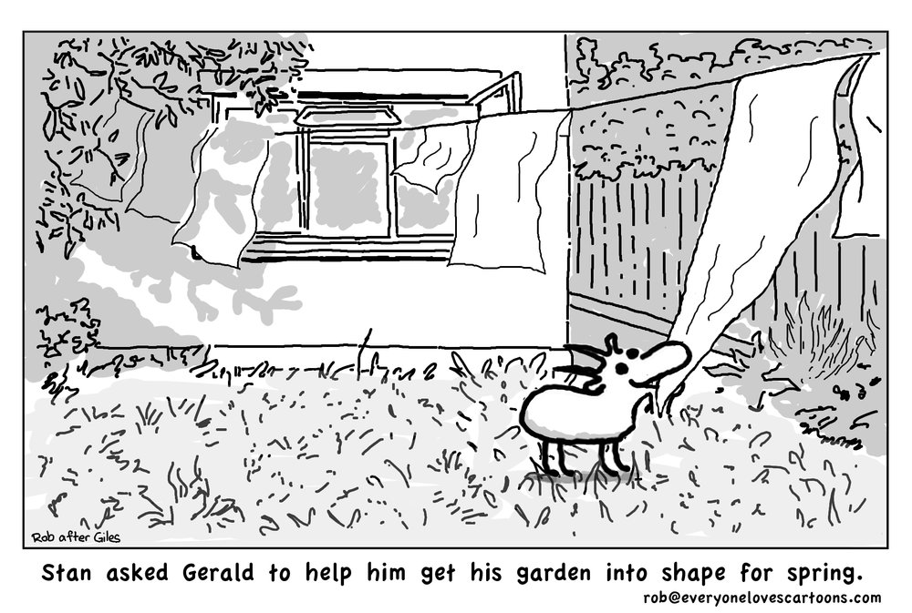gerald the goat