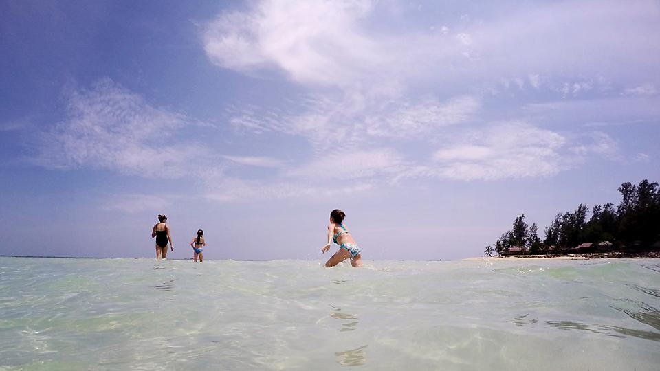 'Our Beach'