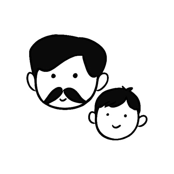 FAM-04 Dad & Son