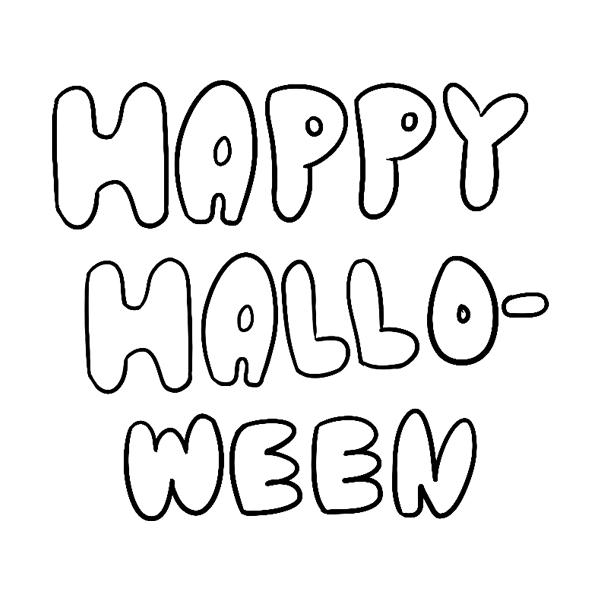HAL-01 Happy Halloween