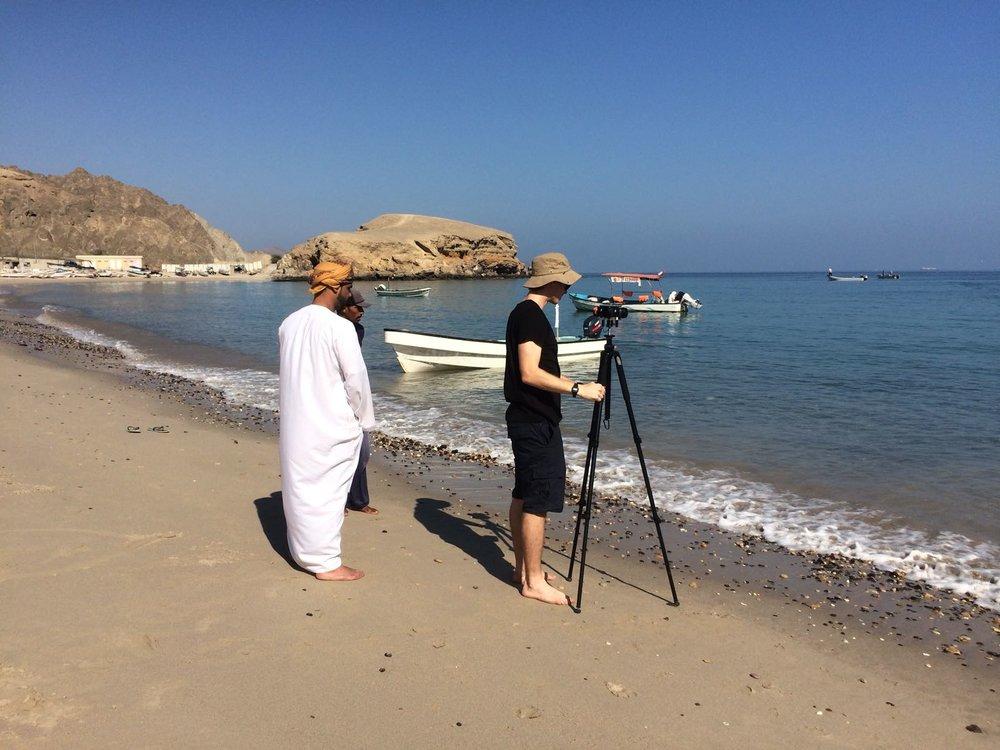 360VR_Oman_fishing_Village