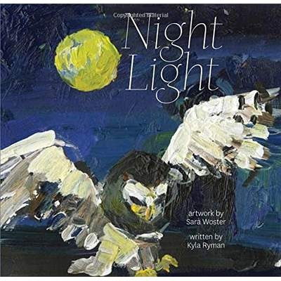 Night Light. A board book for early readers illustrated for Home Grown Books.