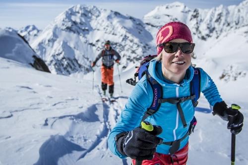 Free randonnée en Autriche avec le sac  tour rider 28S  (photos (c)Heckmair / ORTOVOX)