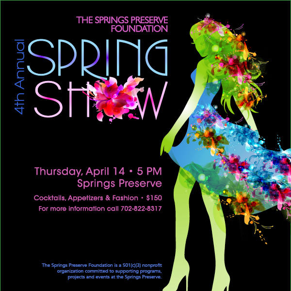 Springs Preserve Spring Show Las Vegas Fashion Council