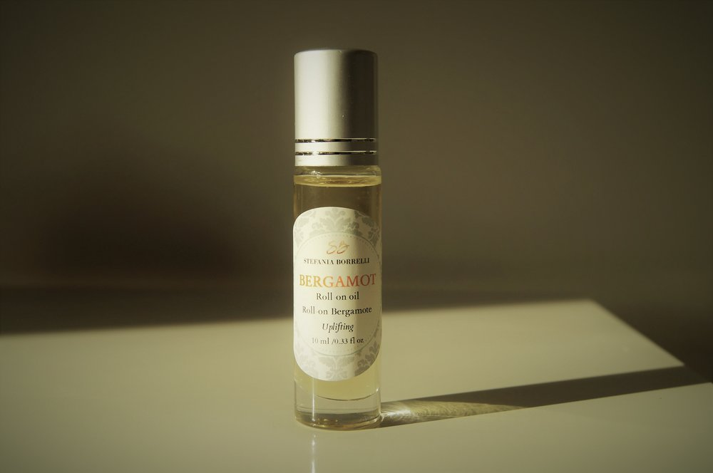BERGAMOT ROLL-ON OIL