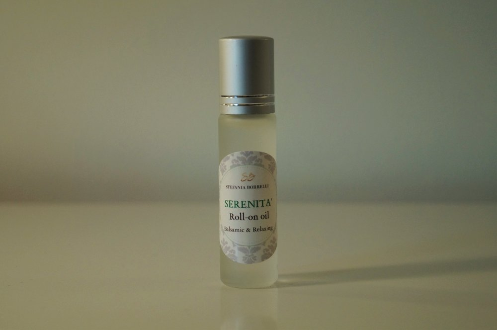 SERENITA' ROLL-ON OIL