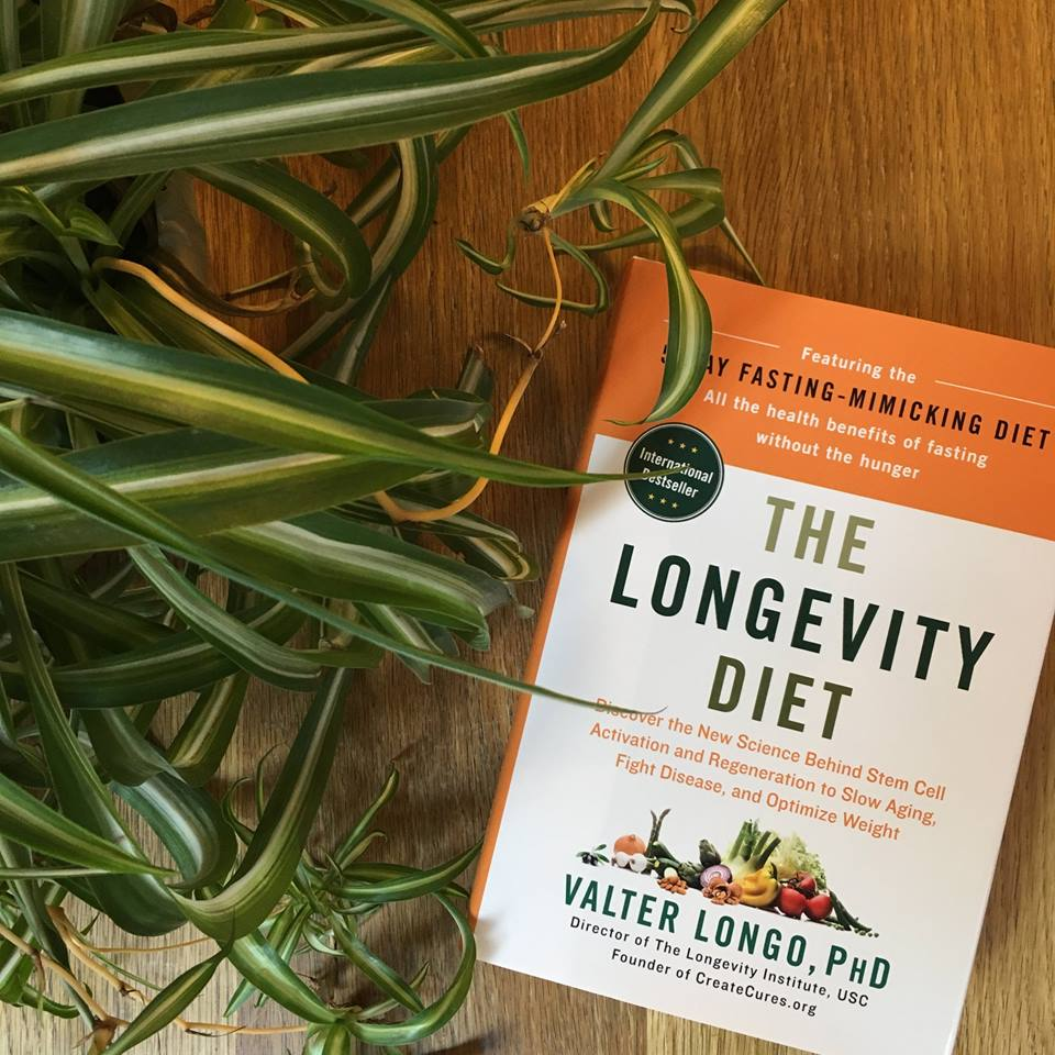 THE LONGEVITY DIET :    The internationally renowned, clinically tested, revolutionary diet program to lose weight, fight disease, and live a longer, healthier life.  MORE