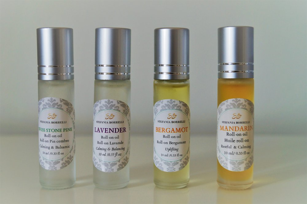 ROLL-ON PERFUME OILS -
