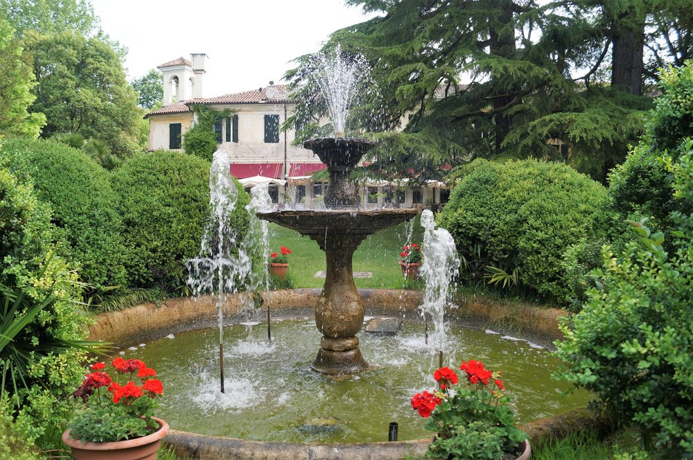 VILLA LUPPIS (Friuli Venezia Giulia) - One of our class location