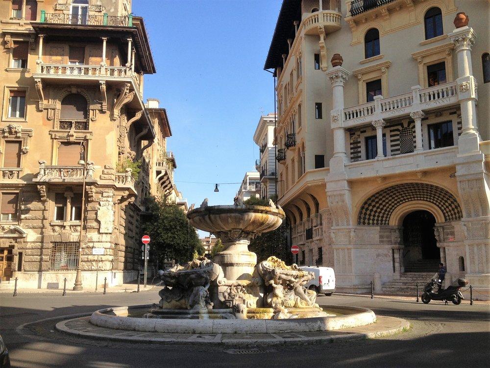STEFANIA'S ROME: LIVE LIKE A LOCAL IN HER NEIGHBORHOOD
