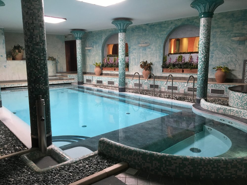 ANCIENT THERMAL BATH : ITALIAN CULTURE AND LIFESTYLE